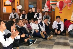Biblioteca Móvil Fundación E.dúcate - Capilla del Sauce - Siembra 2015