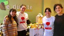 Empleados de MAPFRE contribuyeron con una gran donación de libros para el programa Biblioteca Móvil
