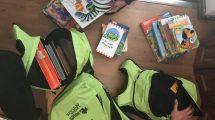 Biblioteca Móvil Fundación E.dúcate - Estación Porvenir - Resiembra 2019