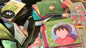 Biblioteca Móvil Fundación E.dúcate - Sarandí del Yi - Siembra 2016