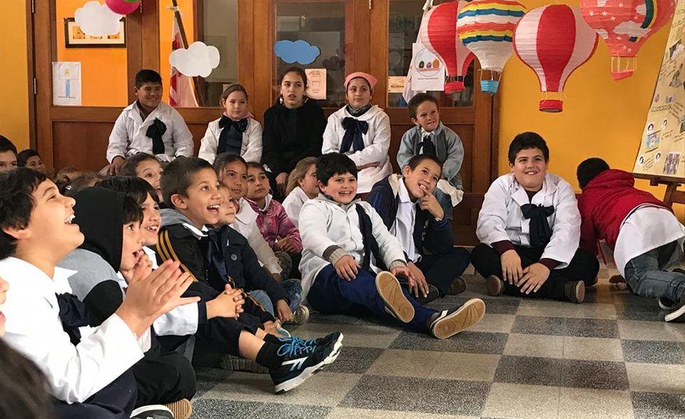 reachingU: Edúcate Uruguay y el desarrollo de escuelas rurales 2018