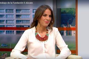 Teledoce: El trabajo de la Fundación E.dúcate: acorta brechas entre escuelas urbanas y rurales